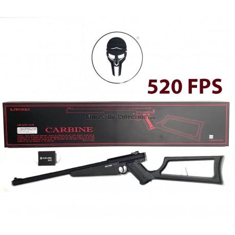 Sniper tático 520 FPS
