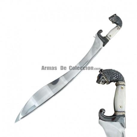 Alexander the Great. Battle sword