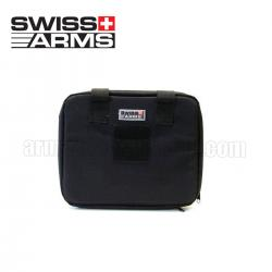 Soft Case for 2 pistols Black