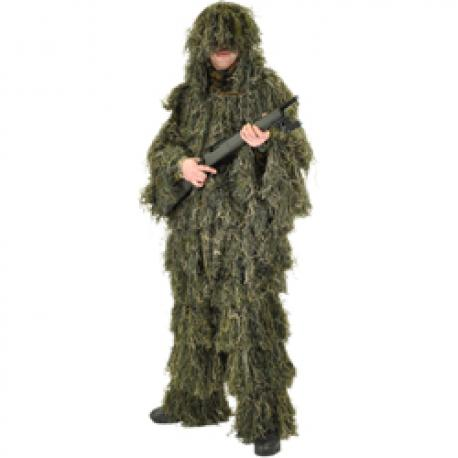 Ghillie and make up