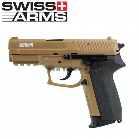 SWISSS ARMS MLE HPA FDE