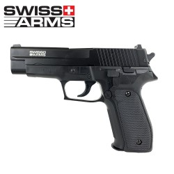SIG SAUER P226 Metal slide (funcionamento a mola)