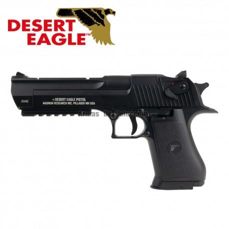 DESERT EAGLE 50AE AEP Pistola eléctrica con batería NIMH Corredera metálica