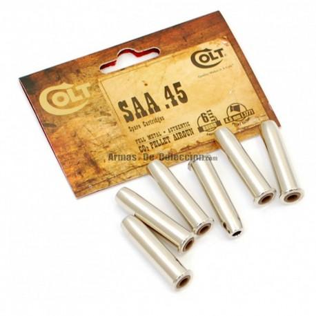 Umarex Colt SAA 45 .45 Pellet Shells .177 4.5mm
