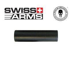 Silenciador universal (120x45 mm)