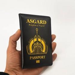 Funda para Pasaporte Reino de Asgard