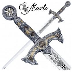 Espada de Templario. MARTO