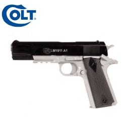 Colt 1911 Dual Tone 0,7J - Metal Slide - Muelle- 6mm