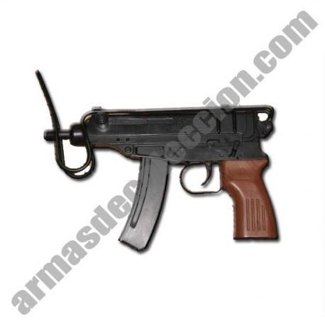 M37F Double Eagle Vz61 Scorpion (Funcionamento a mola)