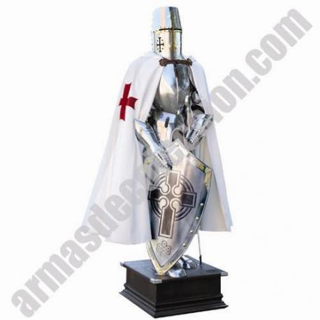 Armadura Cavaleiros Templários