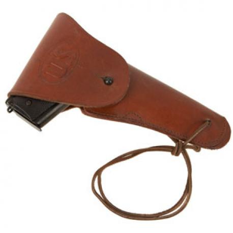 Leather holster for Colt 1911. WW2