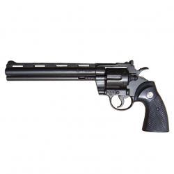 """Revólver phyton calibre .357, 8"""" de 1955"""