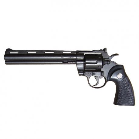 "Phyton revolver .357 Magnum caliber, 8"" barrel, USA 1955"