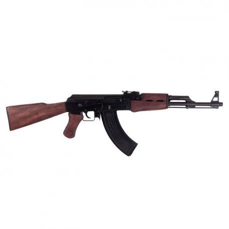 """AK47 """"Kalashnikov"""" rifle. réplica histórica"""