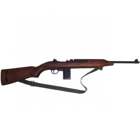 M1 carbine, caliber .30, des. by Winchester, USA 1941 (World War