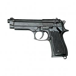Beretta pistol 92 F.9 mellumm, parab