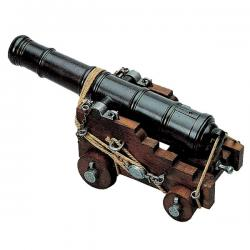 British naval cannon, 18th. Century
