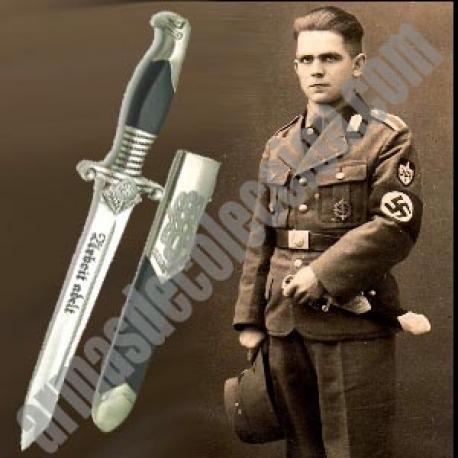 """German Dagger III Reich """"Arbeit Adelt"""""""
