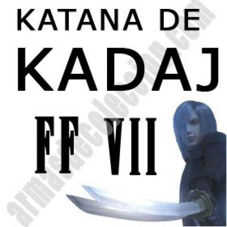 Double Katana of Kadaj FF VII