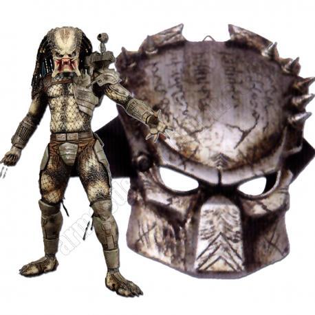 Predator : Máscara Wolf.