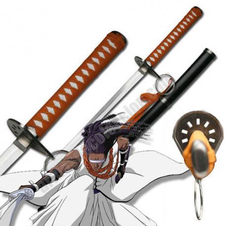Bleach: Katana do Comandante Kaname Tousen Suzumushi