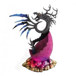 Fantasy knife Dragon Egg