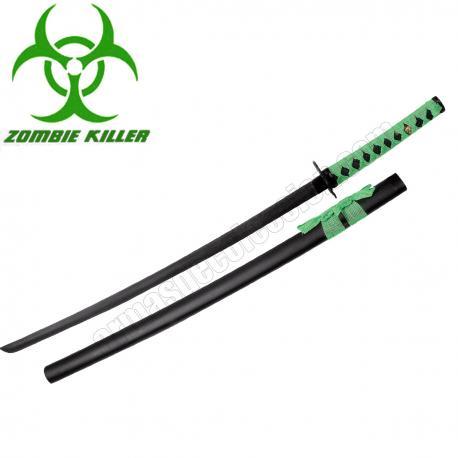 Zombie Killer Ninja Katana