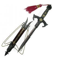 Templar dagger