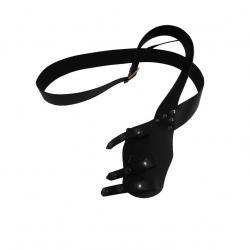 Tahali. Leather sword belt