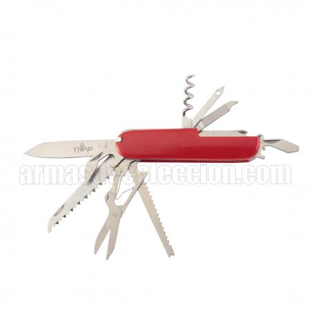 Multi-Tools 11 Tools Red