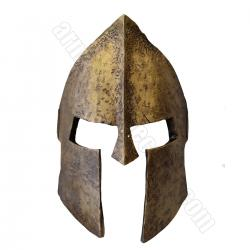 300 : Capacete (máscara) espartano 300