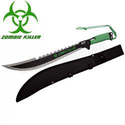 Machete Zombie Killer Segadora
