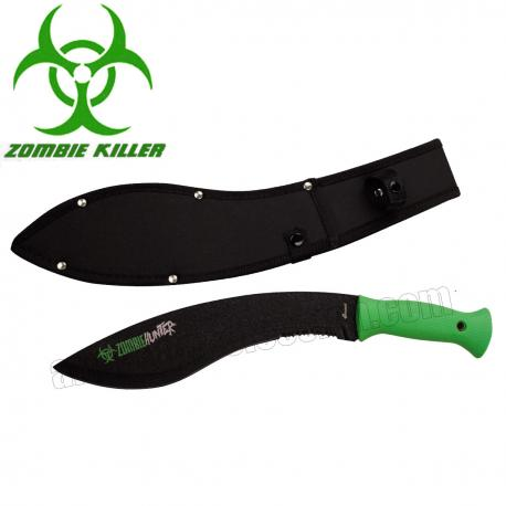 Machete ZombieKiller Hunter