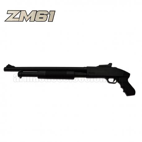ZM61 Tactical Shorty -338 FPS - 1,06 J