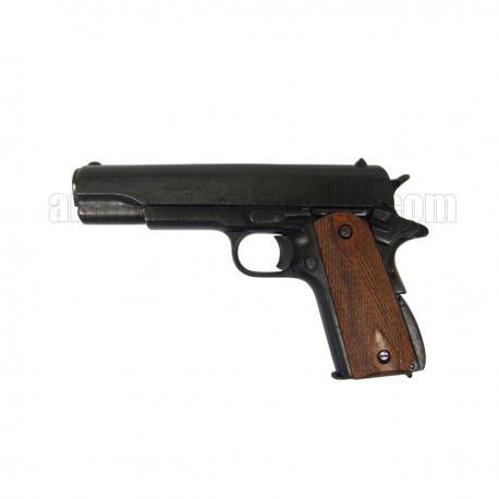 Colt M1911 pistol (wood grips)