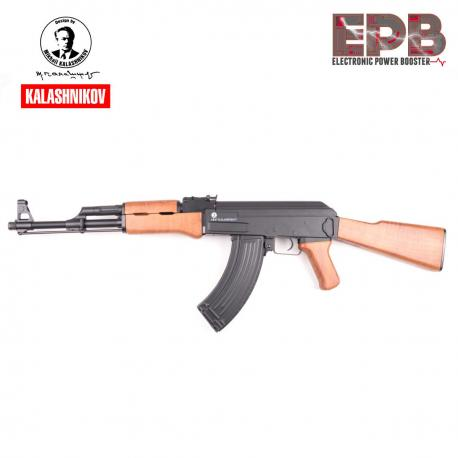 AK 47 Kalashnikov AEG EPB Full metal