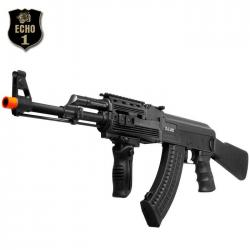 AK 47 RIS de ECHO1, metal, dos cargadores.