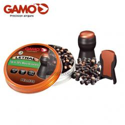 Lethal .177 caliber 4.5 mm airgun hunting pellet by Gamo