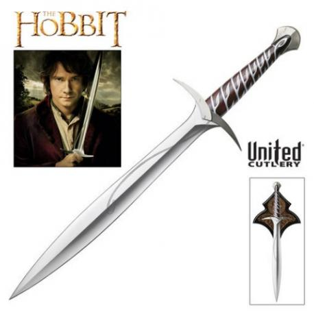 O Hobbiy : Espada Sting de Bilbo Baggins
