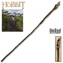 El Hobbit : Bastón de Gandalf.