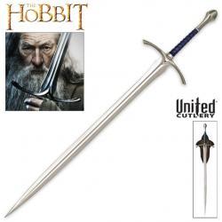 El Hobbit : Espada Glamdring de Gandalf.