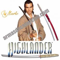 Hilanders : Duncan Mcleod katana sword.