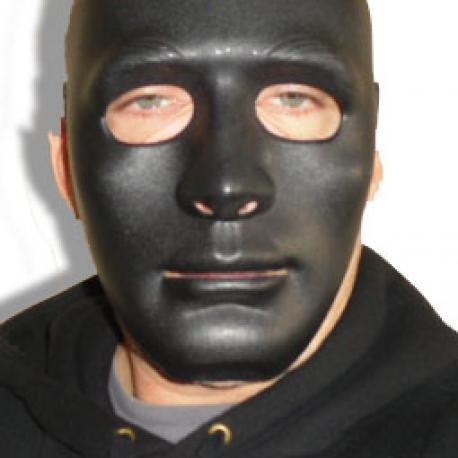 Máscara expresion Ghost