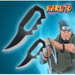 NARUTO : Knuckles de Asuma Sarutobi