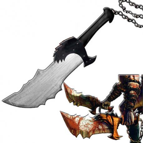 God of War : Espada del Caos. Madeira, cosplay
