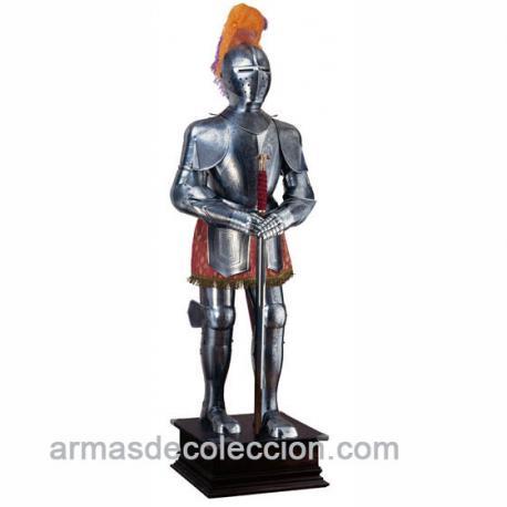 Armadura medieval 8. MARTO