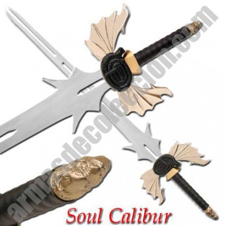Soul Calibur sword