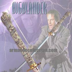 Hilanders : Connor MacLeod Katana sword