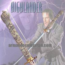Hilanders : Connor MacLeod Katana sword