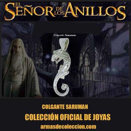 LOTR : Saruman Pendant